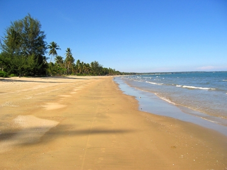 suan luang plage