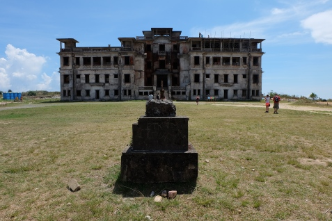 l'ancien casino de bokor montagne
