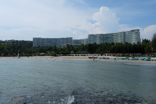 resort hôtel plage de mui né