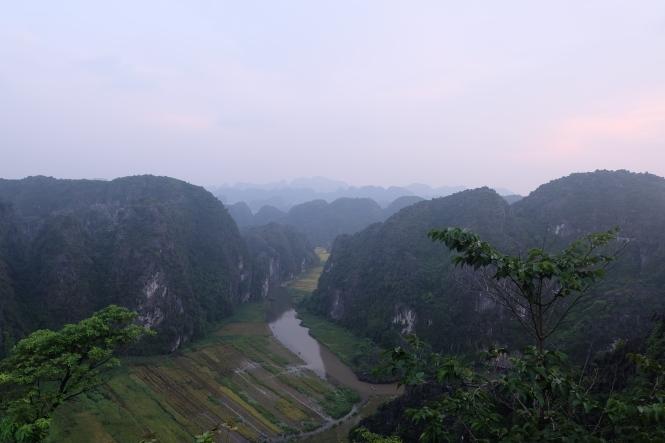 Vue de Hang Mua